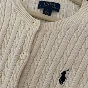 Polo Ralph Lauren Youth Button up Sweater
